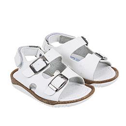 Sandalet Beyaz (21-30 numara)