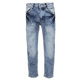 Erkek Çocuk Kot Pantolon Mavi (74 cm-12 yaş)