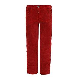 Kız Çocuk Pantolon Kırmızı (8-12 yaş)