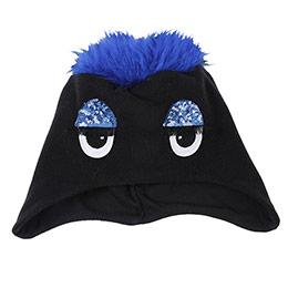 Kız Çocuk Şapka Siyah (1-7 yaş)