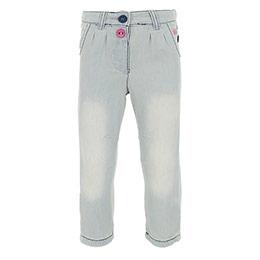 Kız Çocuk Pantolon Mavi (56 cm-3 yaş)