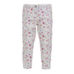 Kız Bebek Pantolon Mat Pembe (56-92 cm)