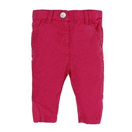 Kız Bebek Pantolon Vişne (56-92 cm)