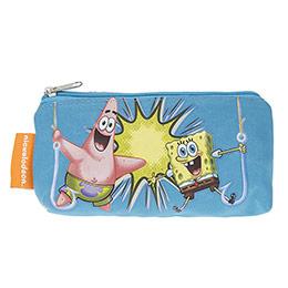 Sponge Bob Erkek Çocuk Kalemkutu Mavi