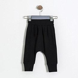 Erkek Bebek Pantolon Siyah (56-92 cm)
