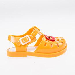 Erkek Çocuk Sandalet Oranj (21-30 numara)