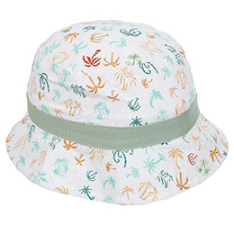 Erkek Çocuk Şapka Ekru (3-12 yaş)