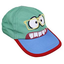 Erkek Çocuk Şapka Yeşil (1-7 yaş)