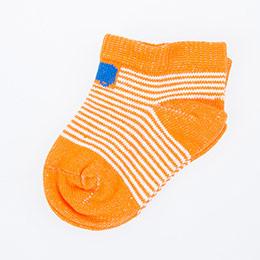 Erkek Bebek Çorap Oranj (14-22 numara)