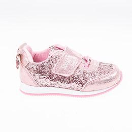 Kız Çocuk Spor Ayakkabı Pembe (22-27 numara)
