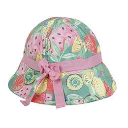 Kız Çocuk Şapka Yeşil (1-7 yaş)