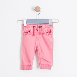 Kız Bebek Pantolon Pembe (0-2 yaş)
