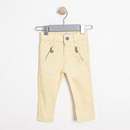 Kız Bebek Pantolon Sarı (68-92 cm)
