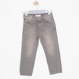 Erkek Çocuk Pantolon Gri (3-12 yaş)