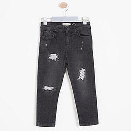 Erkek Çocuk Pantolon Siyah (3-12 yaş)