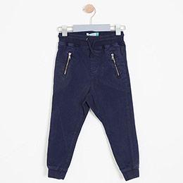 Erkek Çocuk Pantolon Koyu Lacivert (8-12 yaş)