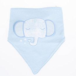 Erkek Bebek Önlük Açık Mavi