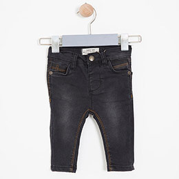 Erkek Bebek Pantolon Siyah (0-2 yaş)