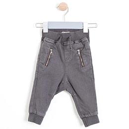 Erkek Bebek Pantolon Asfalt (0-3 yaş)
