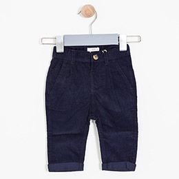 Erkek Bebek Pantolon Lacivert (0-3 yaş)