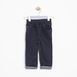 Erkek Bebek Pantolon Koyu Lacivert (0-3 yaş)