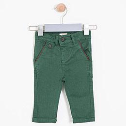 Erkek Bebek Pantolon Koyu Yeşil (0-2 yaş)