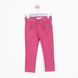 Kız Çocuk Pantolon Kırmızı (3-12 yaş)