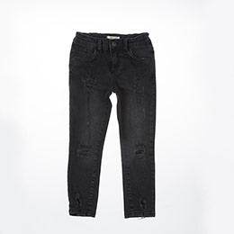 Kız Çocuk Pantolon Siyah (3-12 yaş)