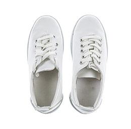 Erkek Çocuk Spor Ayakkabı Beyaz (26-35 numara)