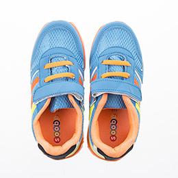 Erkek Çocuk Spor Ayakkabı Saks (21-30 numara)