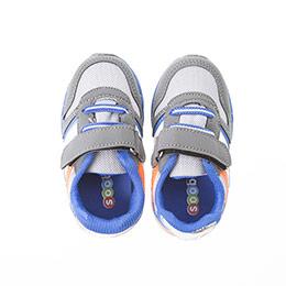 Erkek Çocuk Spor Ayakkabı Gri (21-30 numara)