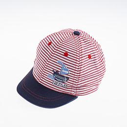 Erkek Çocuk Kep Şapka Kırmızı (2-4 yaş)