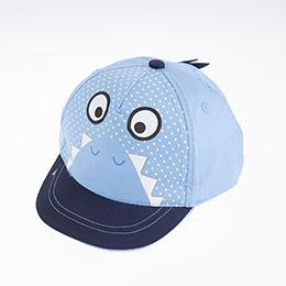 Erkek Çocuk Kep Şapka Mavi (2-4 yaş)