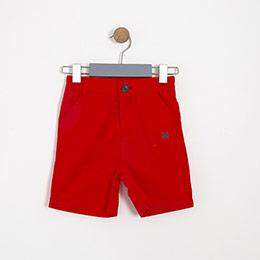Erkek Çocuk Şort Kırmızı (3-12 yaş)