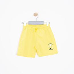 Erkek Çocuk Şort Sarı (1-12 yaş)