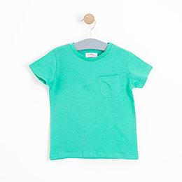 Erkek Çocuk Tişört Yeşil (3-12 yaş)