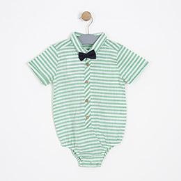 Erkek Bebek Elbise Beyaz (0-2 yaş)