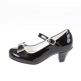 Kız Çocuk Abiye Ayakkabı Siyah (28-34 numara)