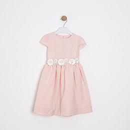 Kız Çocuk Elbise Pembe (1-10 yaş)
