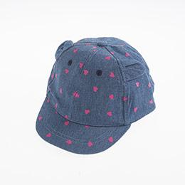 Kız Çocuk Kep Şapka Buz Mavi (2-4 yaş)