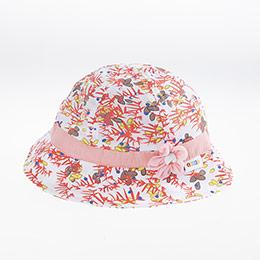 Kız Çocuk Fötr Şapka Beyaz (5-8 yaş)