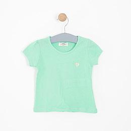 Kız Çocuk Tişört Yeşil (3-12 yaş)