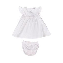 Kız Bebek Elbise Set Pembe (0-2 yaş)