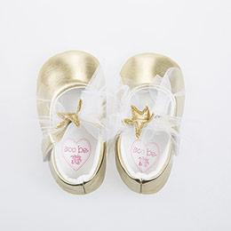 Kız Bebek Kutulu Patik Dore (17-19 numara)