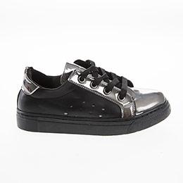 Erkek Çocuk Ayakkabı Siyah (21-30 numara)