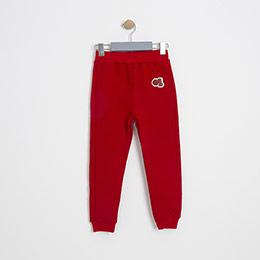 Erkek Çocuk Eşofman Altı Kırmızı (3-12 yaş)