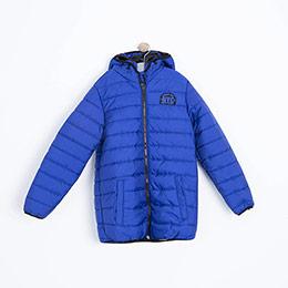 Erkek Çocuk Mont Mavi (2-12 yaş)