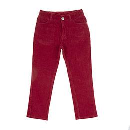 Erkek Çocuk Pantolon Kırmızı (3-12 yaş)