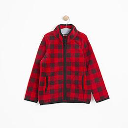 Erkek Çocuk Sweatshirt Kırmızı (3-12 yaş)