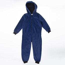 Erkek Çocuk Uyku Tulumu Antrasit (3-7 yaş)